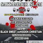 激突!!SAITAMMER SLAM 第41戦&9周年