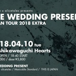 The Wedding Present Japan Tour 2018 Extra
