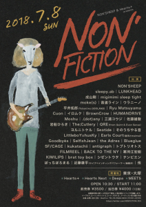 「NON'FICTION」