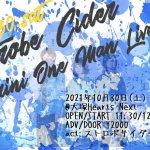 『ストロボサイダー mini one man Live』