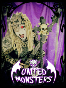 UNITED MONSTERS