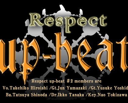 Respect up-beat #2