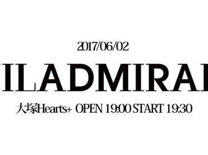 「NILADMIRARI」 OPENING 1st MINI LIVE