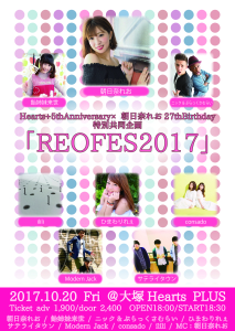「REOFES 2017」