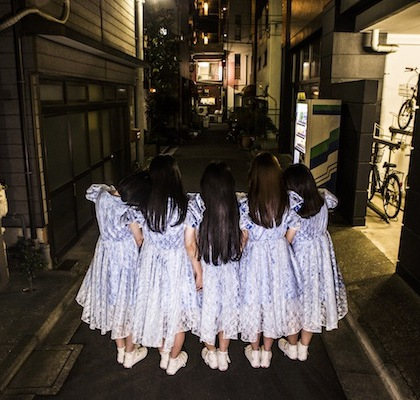 ・・・・・・・・・定期公演「Tokyo in 『         』」