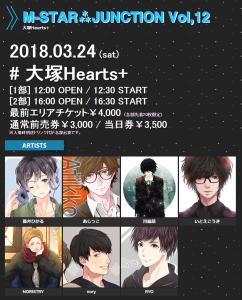 M-STAR⁂JUNCTION Vol,12