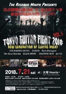 Tokyo Guitar Fight Vol.5