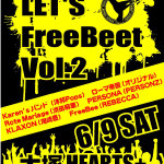 FreeBee presents LET'S Free Beet Vol.2