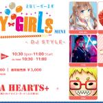 ENERGY GIRLS mini - DJ STYLE -