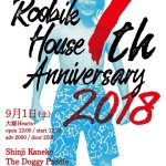 Roobik House 7th Anniversary