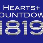 Hearts+ COUNTDOWN 18→19