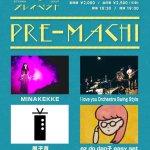 PRE-MACHI
