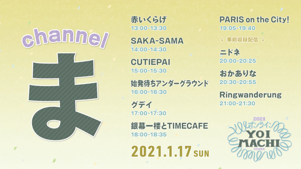 Channel ま
